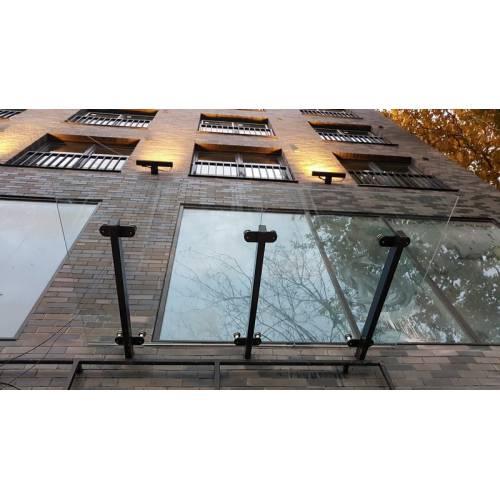 Kompletna belka konstrukcyjna na daszek szklany